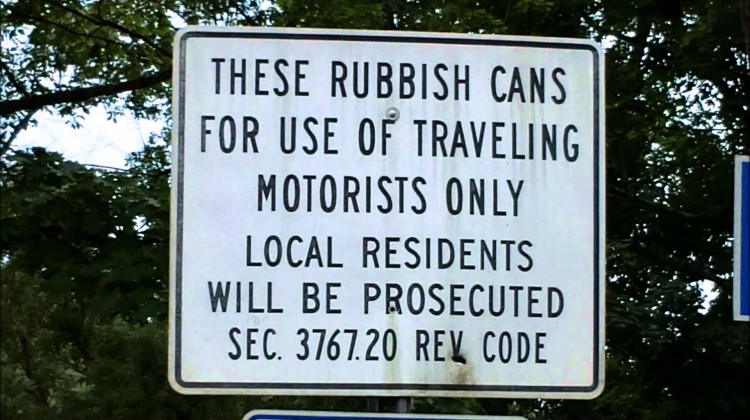 Ohio Rubbish Cans
